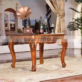 Squre end table cafe house use dining room set indoor furniture