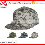 China Headwear Camo Snapback Hats Wholesale Custom Blank Snapback Cap Camo Factory                                                                         Quality Choice