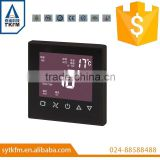 2016 TKFM hot sale SR108 wifi digital LCD touch screen thermostat /temperature controller