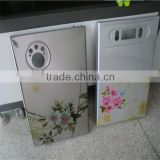 full automatic Tin plate printing machine print image on metal Shenzhen