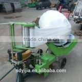 made in china CE certificate hay bale wrapping machine