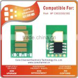 Compatible Toner Cartridge Chip for Ricoh MP C3002 C2502 C3502 MPC2502 MPC3002 MPC3502 2502 3002 3502