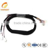 corrugated pipe electronic equipment connector wiring harness