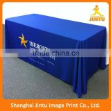 2016 Fancy Decorative Disposable Spandex High Top Cocktail Table cloth/Table runner                                                                         Quality Choice