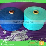 Leading manufacturer conical cone recycled cotton wicking yarn                                                                         Quality Choice