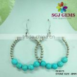 Wholesale Fashion Jewellery Cheap Turquoise Earrings