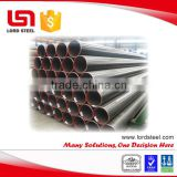 Plain end, beveled ends with plastic cap a105/a106 gr.b seamless carbon steel pipe