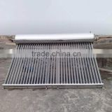 Stainless Steel Pressurized Solar Water Heater with copper coil high quality and low price