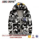 Hot Sale Zipper Plain Bulk Casual Hoodie Top Quality With Your Owm Design With Hood For Men