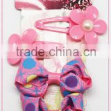 Little Pink Series hair accessories set(approved by BV)                                                                         Quality Choice