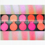 your own brand makeup Professional Makeup Blusher 10 Colors Palette
