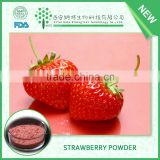 Natural fruit powder supplier provide strawberry flavour powder,Fragaria powder,strawberry juice powder