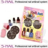 hot sell Stamping Nail Art Kit,nail art kits,stamping nail art set wholesale