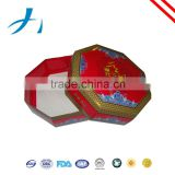 Cardboard box 3C 1-Layer SBB Offset Octagonal Folding Food Box ,packaging box Logistics ,Shipping Boxes,mailing box
