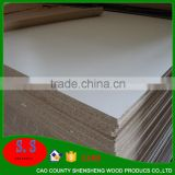 China manufacturer flakeboard best price melanine particle board from factory for room divider acrylic panel