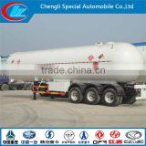 High quality LPG trailer sale in africa ASME standard lpg tanker trailer for sale used lpg trailer tanks