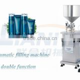 small portable liquid piston filling machine,filler equipment,liquid oil filling machine