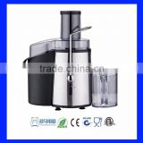 popular juice extractor machine100% copper motor with 1 Liter cup and 1.8L pulp container
