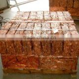 Copper WIRE SCRAP, Mill Berry 99%-99.99%