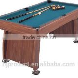 high quality cheap price 6ft / 7ft/ 8ft MDF snooker billiard pool tables