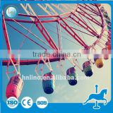 Direct sale manufacturer family amusement rides romantic game Giant Ferris Wheel for sale