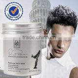 Factory price alcohol free best fashion private label hair wax men