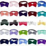 bow tie boxes with Baby joker color tie bow tie knot accessories for men and women children han edition