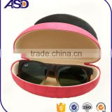 new arrival brand sunglass box case/red/black/black multifunctional travel sunglass organizer