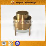 OEM copper cnc milling machining motorcycles accessories
