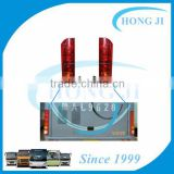 guangzhou aftermarket auto bus parts ZK6118 yutong bus tail light