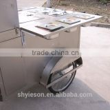 electric bicycle food cart bike hotdog food cart pavement machine food cart trailer with strong wind umbrella