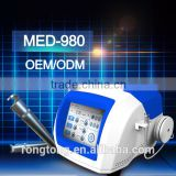Unique portable 980nm diode laser vascular removal machine