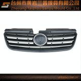 Custom car accessories & auto parts,plastic injection mold,auto grills mold,factory price,three drops hot runner