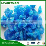 Agriculture grade 98%min crystal copper sulphate CS322T