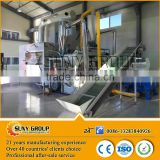 scrap Aluminium Plastic Composite Panel metal recovery machine