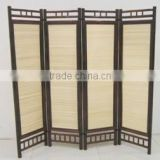 Traditional bamboo screen, hand bamboo crafts made in Vietnam