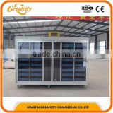 CE Automatic Hydroponic Fodder Barley Breeding Machine for Cattle Sheep Horse Animal Livestock Feed