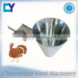 The satisfaction guaranteed chicken killing cone/low price chicken killing cone for sale