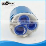 Water Tap Accessories 3 Ways 4 Ways 5 Ways Faucet Cartridge Ceramic Shower Diverter Cartridge