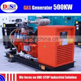 Brand New AVR Brushless Excited 3P4W Generator 100KW - Small Natural Gas Generator 100KW