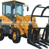 high quality and hot sales Log Grapple/Wood Grasping Fork Small Wheel Loader