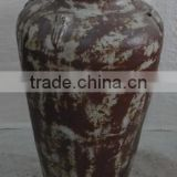 Viet Nam New Design Rustic Glazed Outdoor Pots