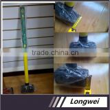 Tangshan China high quality hand tools ball peen hammer with wood & fiberglass handles hardware tools