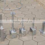sleeve anchor / price of concrete pole / anchoe washer / plastic bolt on hot sale