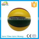 best selling cheap good bounce inflatable rubber pvc basketball for promotion advertisement