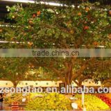 Songtao selling high quality artificial tree interior decoration art design