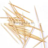 High quality 65mm bulk Wooden toothpicks