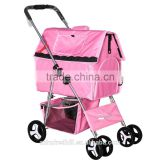 R1935H pet stroller,luxury pet dog stroller, Wide Spread Popular Luxury Pet Stroller