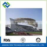 High quality heat resistant waterproofing ptfe roof membrane
