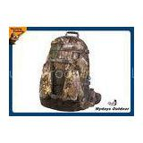 Outdoor Men Camo Hunting Backpack Waterproof Velvet 6.8 X 13.5 X 20.8 Inches